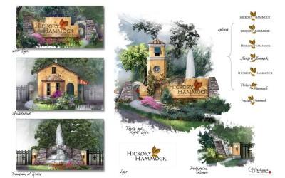 Hickory-Hammock-Entry