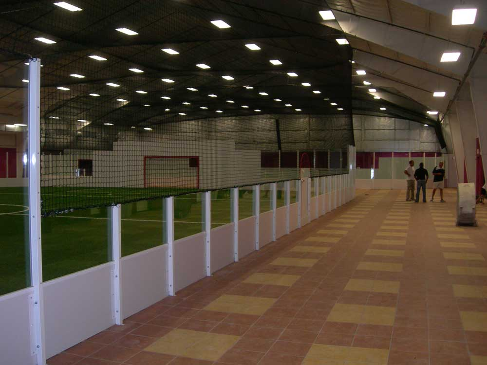 Xl soccer butler moore architects for Indoor facility design