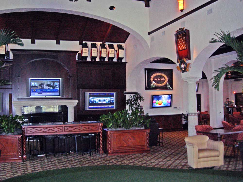 Isleworth Men's Gameroom