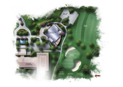 Waldorf-Astoria-Golf-Clubhouse-at-Bonnet-Creek-Resort---Site
