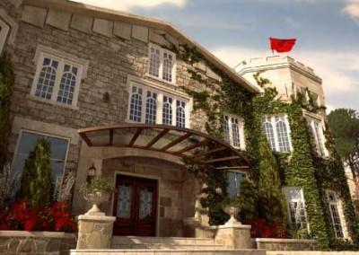 Castle-Entrance-at-Belek-Resort
