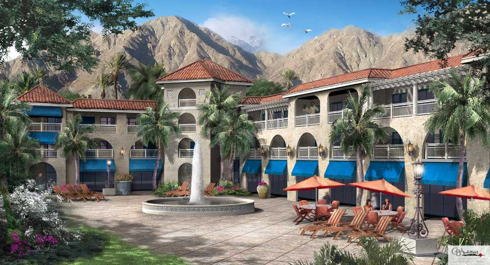 La Quinta Resort and Club | Butler Moore Architects